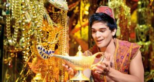 Aladdin, musical, Stage Theater Neue, Hamburg