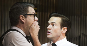 The Book of Mormon, musical, Det Ny Teater, Silas Holst
