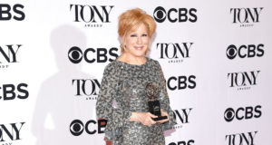 Bette Midler, Hello Dolly, broadway, tony