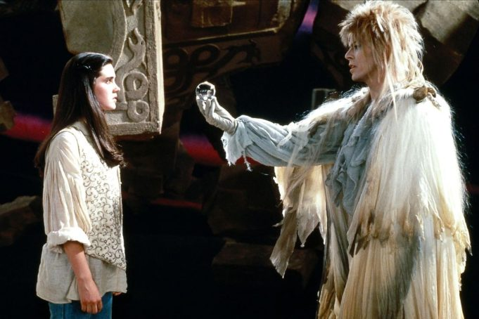Labyrinth, Labyrinten til Troldkongens Slot, 1986, Jim Henson, musical, sequel, West End, Broadway, David Bowie, Jennifer Connelly